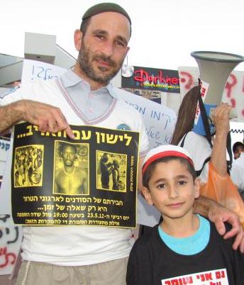 משה בן זיקרי נגד מצעד הגאווה. המפיק: המצעד נחוץ בגלל אנשים כמוהו