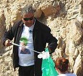 מכת יתושים מגיעה מירדן - ראש העירייה דורש סיוע