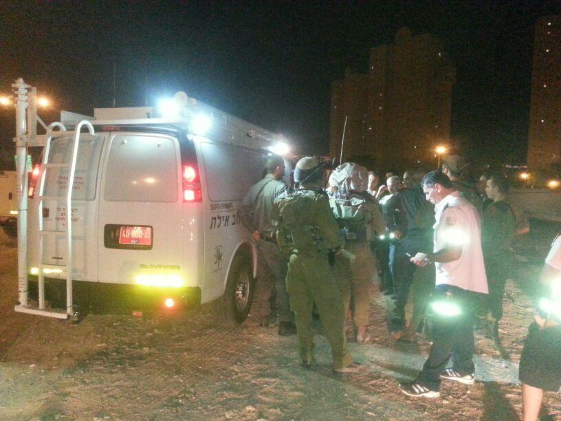 הערכה: שני טילים התפוצצו סמוך לאילת