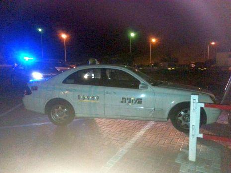שתי צעירות ניסו לשדוד נהגת מונית באמצעות סכין