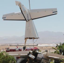 ''לטייס לא היתה שליטה על המטוס – זה יכול היה להיגמר גרוע בהרבה''