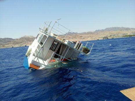 מדוע טבעה הסירה אסתר?
