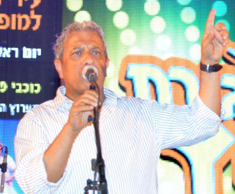 מאיר יצחק הלוי על דובי כהן ושותפיו: ''איחוד של חולשה''