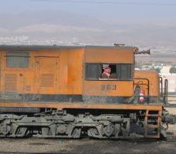 מסילת רכבת נוספת לעקבה