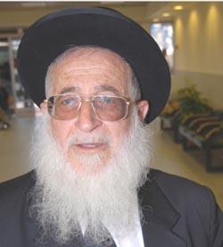 הרב משה הדאיה: ''לא אסכים לבית קברות בשחורת''