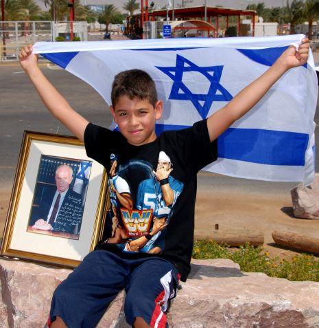 יצחק רבין רוצה להתגייס