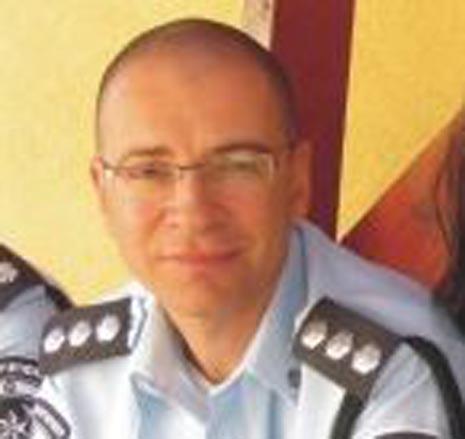 דובר משטרת אילת עובר לצפון