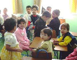 אימה בגן הילדים