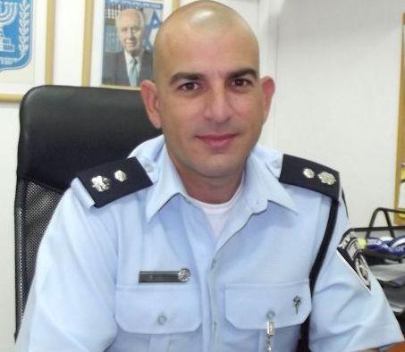 ברוך הבא - סנ''צ אליהו שמול: סגן מפקד מרחב אילת