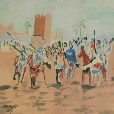 תערוכה ציורים