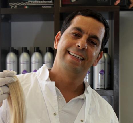 פיקאסו - המרכז לתוספות, החלקות והדמיית שיער