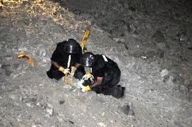 נס גדול: רק פצועים קל בהתפוצצות טילים בעיר