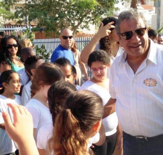 ראש העירייה: קלטנו 70 מורים חדשים ואני לא אוהב את זה