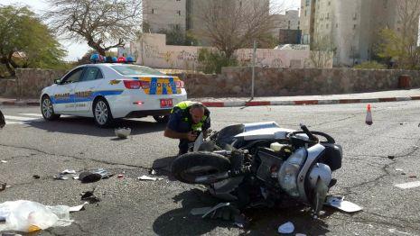 הרוג בתאונת דרכים בעוקף