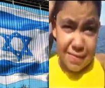 גיבור העולם הערבי: ילד שבכה כשראה את דגל ישראל בבסיס חיל הים