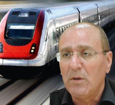 סקר שהוכן עבור העירייה: אזרחי ישראל תומכים ברכבת לאילת