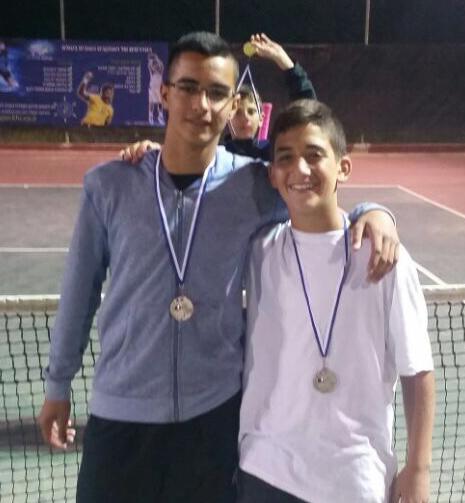 טניס-אילתים באליפות הדרום