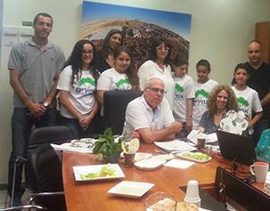בית ספר תל''י הרי אילת – בית ספר ירוק