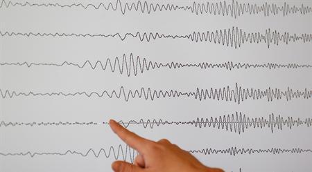 רעידה בעוצמה 5.5 זעזעה את אילת