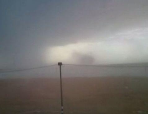 סרטון: סופה באזור אילת