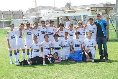 כדורגל נוער: מחלקה לתפארת