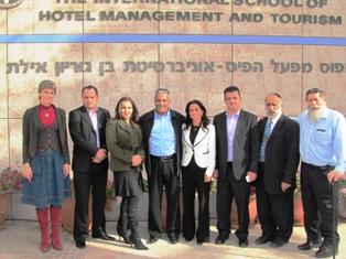 חברי ועדת החינוך של הכנסת ביקרו באילת