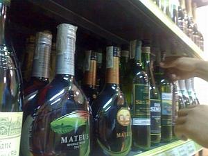 12 קטינים נתפסו עם אלכוהול בסילבסטר