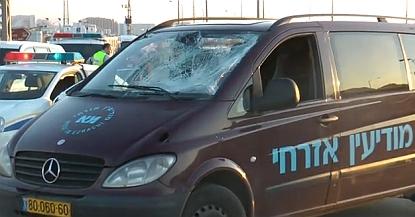 שני פצועים בתאונות דרכים באילת