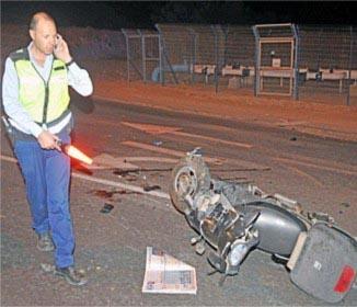 שיפור במצבם של שני הפצועים קשה בתאונות דרכים בעיר