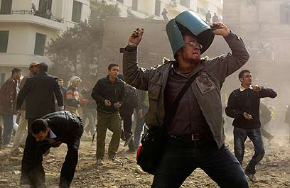 האם ההפיכה במצרים תשפיע על אילת?