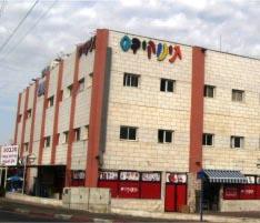 מועצת העיר אישרה מסחר ומגורי עובדים באזור התעשייה