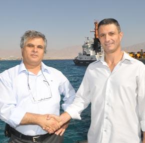 סכסוך עבודה הוכרז בנמל אילת