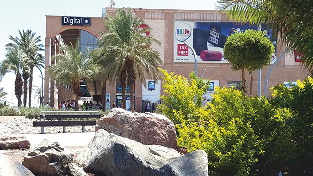 אילת כבר לא בירת השופינג הישראלית