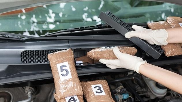 חצי שנת מאסר לאדם שנתפס בכניסה לאילת עם 1,250 גרם קנביס