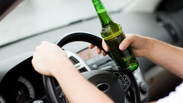 נתפס נהג משאית פול טריילר  כשהוא נוהג תחת השפעת אלכוהול