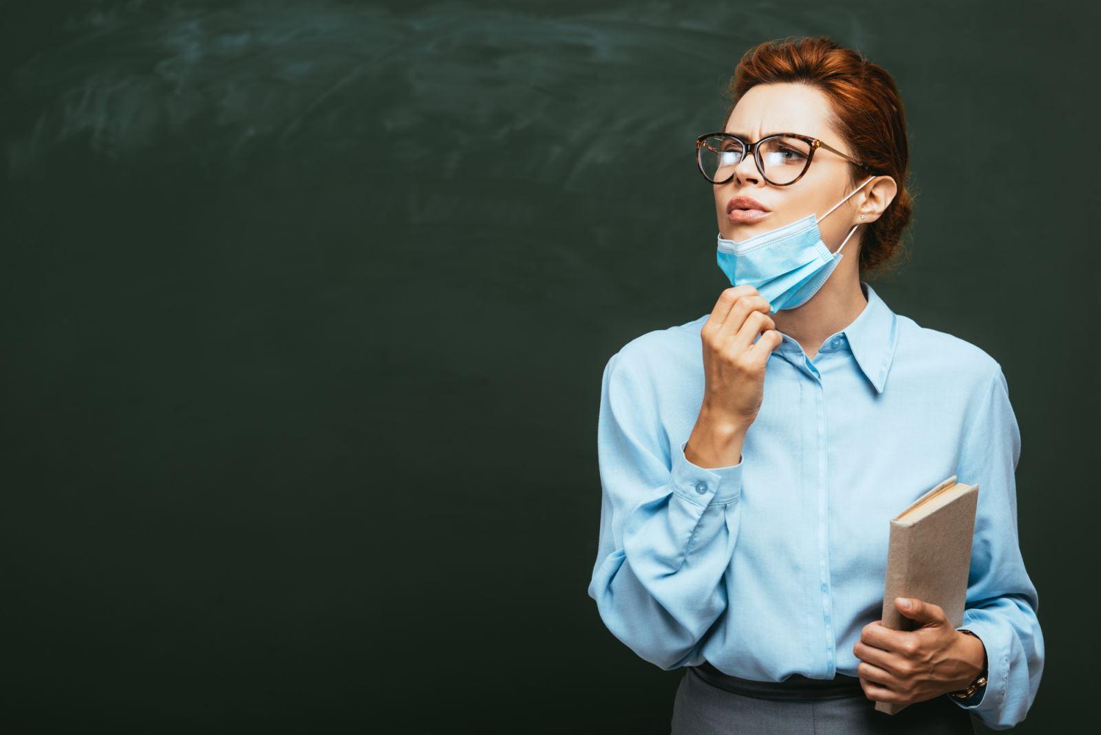 בית הדין לעבודה בבאר שבע דחה את בקשתה של מורה מאילת ללמד ללא מסכה