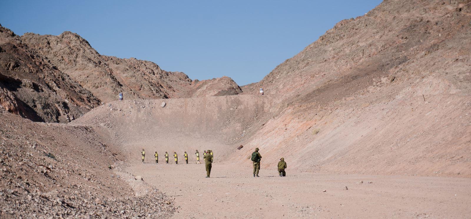 חיילת צה''ל נפצעה קשה בבסיס בדרום