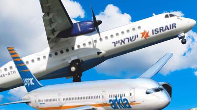 על אף ה''איים הירוקים'' – אותרה חולה מאומתת בטיסה לאילת