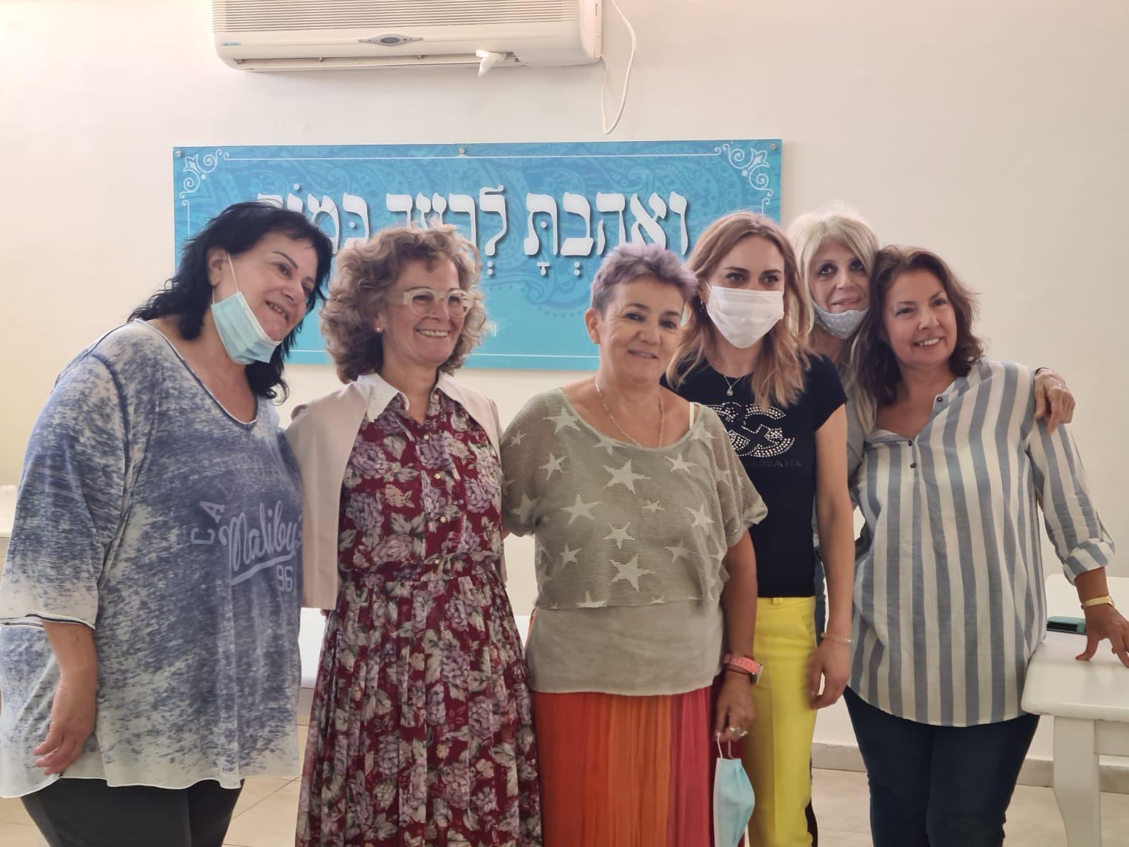 20 שנה לבית רפאל: אילת מתגייסת למען תושביה