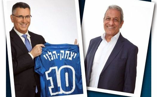 כעת זה רשמי: מאיר יצחק הלוי במקום העשירי ברשימתו של גדעון סער