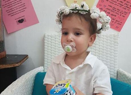 חודש לפני יום הולדתו הרביעי,  נפטר מסרטן הילד אל רואי מאילת
