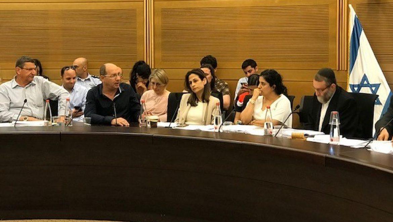 מאיר יצחק הלוי לוועדת הכספים: ''אם לא יימצאו פתרונות אילת תהפוך לעיר של ביטוח לאומי''