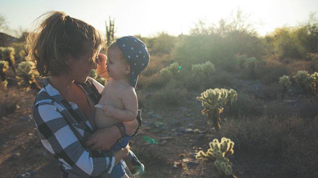 בית על הגב - מה אסור לשכוח כשיוצאים עם התינוק לטיול?