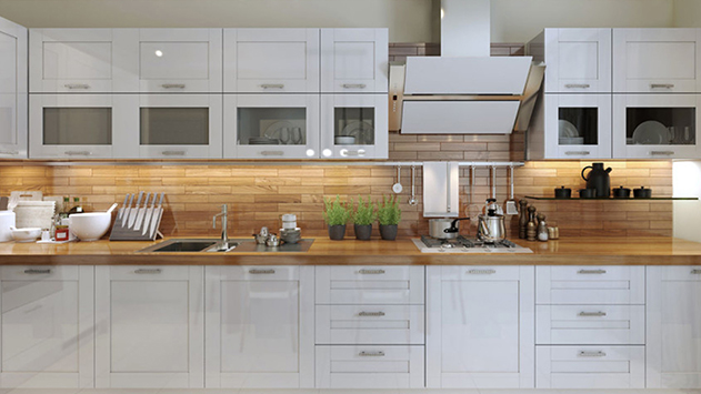 עיצוב מטבחים באמצעות תכנון קפדני ומהודק
