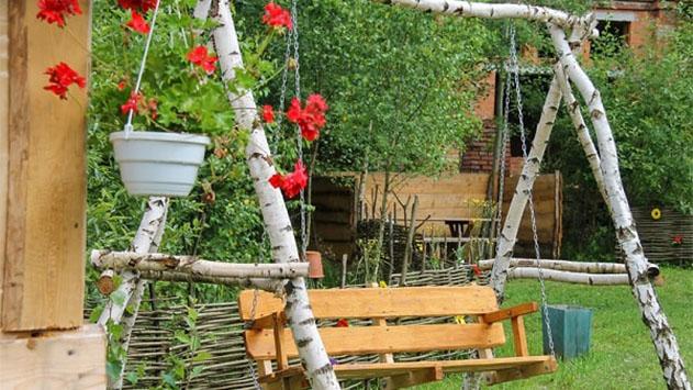 נדנדה לגינה הפינוק המושלם לחודשי הקיץ