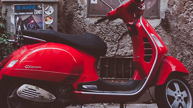 קלנועית-עלות קנייה חד פעמית