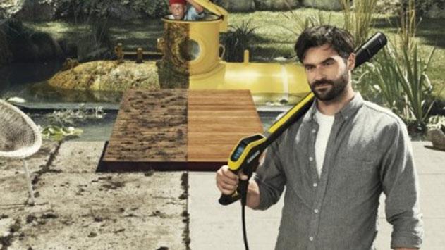 המטאטא המכאני – הדרך להבטיח גינה נקייה
