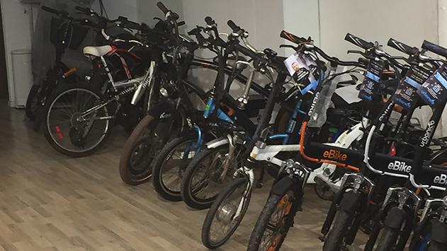 אופניים חשמליים באשקלון