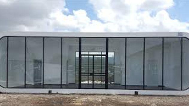 מבנים ניידים – דגמים של מבנים חדשים