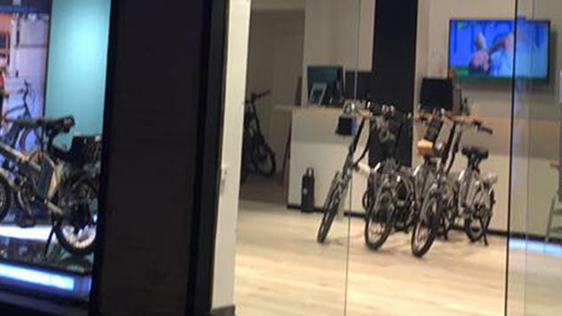 להכניס את האופניים לתא המטען